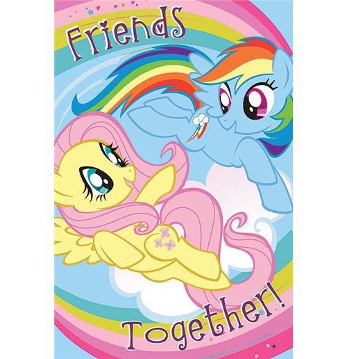 My little pony Poster 309357
