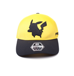 Pokémon - Pikachu Seamless Curved Bill Cap