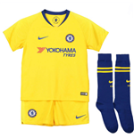 2018-2019 Chelsea Away Nike Little Boys Mini Kit