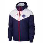 2018-2019 PSG Nike Authentic Windrunner Jacket (Navy)