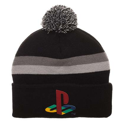 Sony PLAYSTATION Winter Pom Beanie Hat