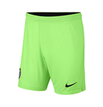 2018-2019 Chelsea Home Nike Goalkeeper Shorts (Green) - Kids