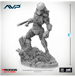 AvP The Hunt Begins Tabletop Game Statue Predator Jungle Hunter