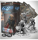 AvP Tabletop Game The Hunt Begins Expansion Pack Predator Elders