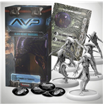 AvP Tabletop Game The Hunt Begins Expansion Pack Alien Infants