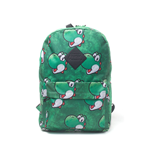 Nintendo Backpack Yoshi Face Sublimation Print