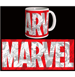 Marvel Comics Mug Big Logo