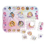 DISNEY Princess Team Floor Mat Puzzle with 12 Pieces