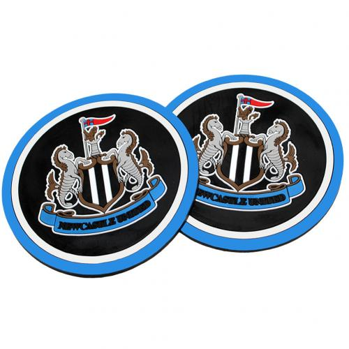 Newcastle United F.C. 2pk Coaster Set