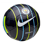 2018-2019 Manchester City Nike Supporters Football (Black)