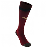 2018-2019 Newcastle Away Football Socks (Pomegranate)