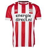 2018-2019 PSV Eindhoven Home Football Shirt
