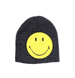 Smiley - Original Smiley Cracked Print Beanie