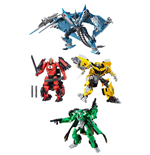Transformers The Last Knight Premier Edition Deluxe Action Figures 13 cm 2017 Wave 3 Sortiment (8)