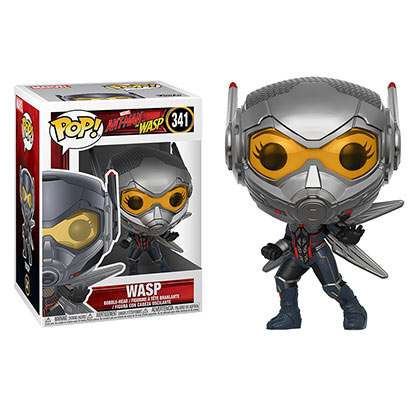 ANT-MAN Movie The Wasp Funko Pop Vinyl Figure Toy