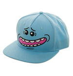 Rick and Morty Cap - Mr Meeseeks Face