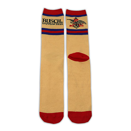 Anheuser BUSCH Bavarian Beer Men's Socks