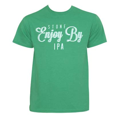 Stone Enjoy By IPA Tee Shirt