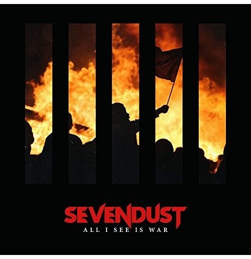 Vynil Sevendust - All I See Is War