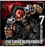 Vynil Five Finger Death Punch - And Justice For None (2 Lp)