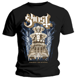Ghost Men's Tee: Ceremony & Devotion