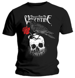 Bullet For My Valentine Men's Tee: Raven