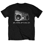 At The Drive In Men's Tee: Boombox (Retail Pack)