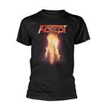 Accept T-shirt Flying V