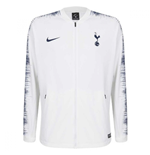 2018-2019 Tottenham Nike Anthem Jacket (White)