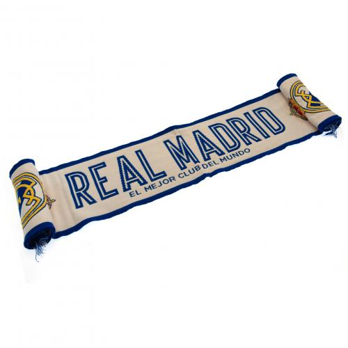Real Madrid F.C. Scarf WT