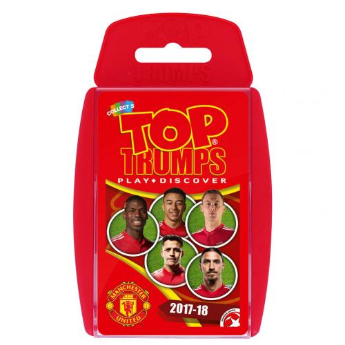 Manchester United F.C. Top Trumps