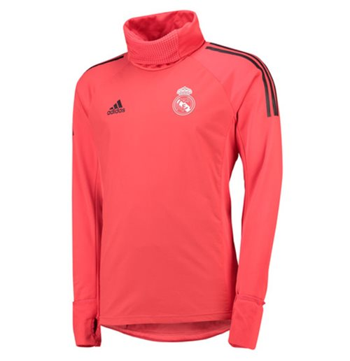 best sneakers dc019 93233 2018-2019 Real Madrid Adidas UCL Warm Up Top (Red)
