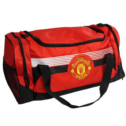 Manchester United F.C. Holdall Ultra