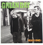 Vynil Green Day - Warning