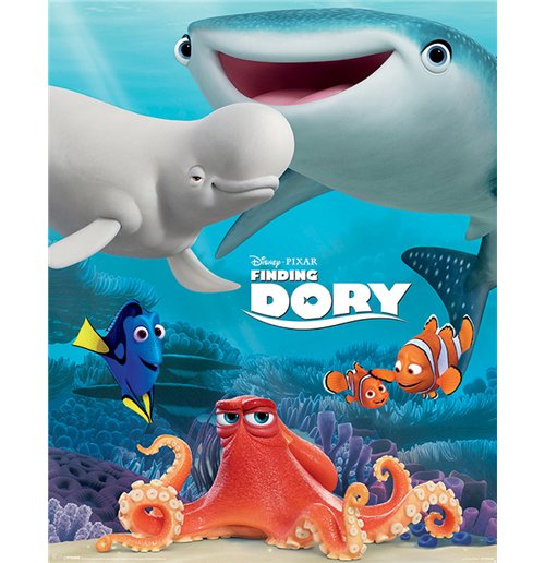 Finding Dory Poster 311462