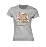 Pusheen T-shirt Purrfect Weekend (GREY)