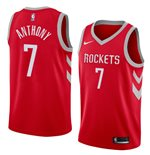 Men's Houston Rockets Carmelo Anthony Nike Icon Edition Replica Jersey
