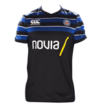 2018-2019 Bath Rugby Vapordri Drill Tee (Anthracite)