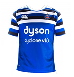 2018-2019 Bath Home Pro Vapodri Rugby Shirt (Kids)