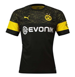 2018-2019 Borussia Dortmund Puma Away Football Shirt