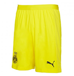 2018-2019 Borussia Dortmund Home Puma Shorts (Yellow)