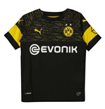 2018-2019 Borussia Dortmund Away Puma Shirt (Kids)