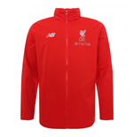 2018-2019 Liverpool Mens Precision Rain Jacket (Red)