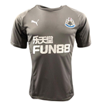 2018-2019 Newcastle Puma Training Shirt (Steel Grey)