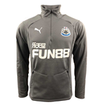 2018-2019 Newcastle Puma Training Fleece (Steel Grey)