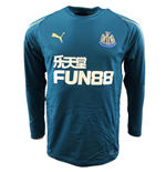 2018-2019 Newcastle Puma Sweat Top (Corsair)