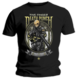 Five Finger Death Punch Men's Tee: Sniper