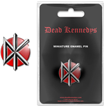 Dead Kennedys Mini Pin Badge: Logo