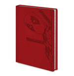 Deadpool Premium Notebook A6 Peek A Book