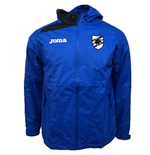 2018-2019 Sampdoria Joma Rain Jacket (Blue)